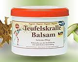 Teufelskralle-Balsam mit Aloe-Vera-Gel - 500 ml | Teufelskralle-Creme für Menschen |...