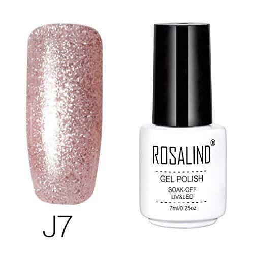 Rosalind - Esmalte de uñas de gel de 7 ml