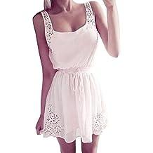 b13cb454caa3 Suchergebnis auf Amazon.de für: Sommerkleid schick - Weiß