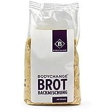BodyChange Brotbackmischung mit Körnern - glutenfrei, natürlich, paleo, ohne Weizen, low carb …