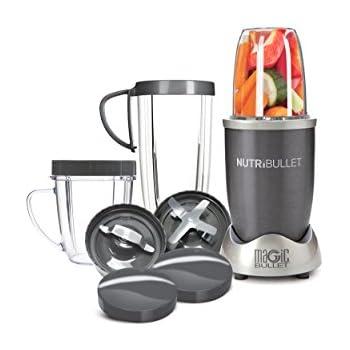 Frullatore nutribullet by magic bullet nutri bullet new - Mediashopping casa e cucina ...