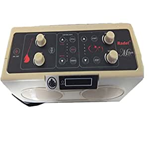 Calcutta Musical Depot Radel Electronic Tanpura And Tabla 2-In-1 Milan