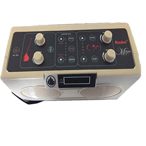 Radel Electronic Tanpura And Tabla 2-In-1 Milan