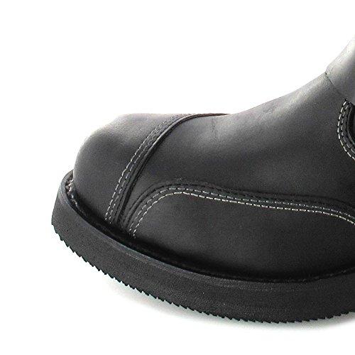 Sendra Boots3565 - Stivali da Motociclista Unisex – adulto Nero (Nero)