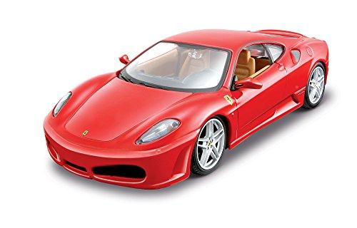 Maisto - Kit modelo línea de montaje Ferrari F430, escala 1:24 (39259)