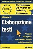 Image de ECDL. Guida alla patente europea del computer. Mod