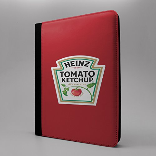 food-snacks-tablet-flip-case-cover-for-apple-ipad-mini-1-2-3-heinz-tomato-ketchup-s-g1008