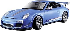 Bburago 15611036bl-1: 18Plus Porsche GTS RS 4.0Vehículo, Color Azul Claro
