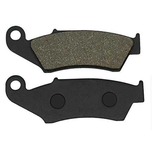 Cyleto anteriore e posteriore pastiglie freno per Honda XL600V Transalp 6001997-2000/XL650V Transalp 6502000-2007/XL700V Transalp 7002008-2011
