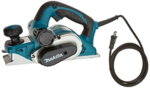 Makita Kp0810 électrique-Puissance rabots, Noir/Bleu