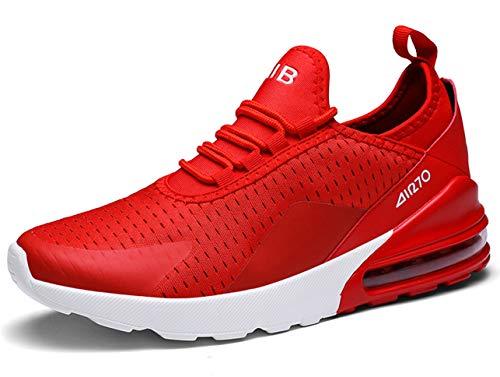 GJRRX Unisex Uomo Donna Scarpe da Ginnastica Corsa Sportive Fitness Running Sneakers Basse Interior Casual all'Aperto 35-47