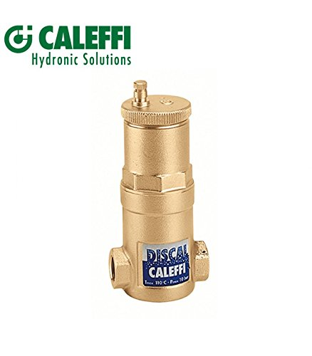 caleffi-discal-separador-de-aire-laton-191-cm-ig-551003