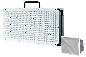 Linkstar LEB-512L-SY panneau 512 LED ajustable avec boite à lumière