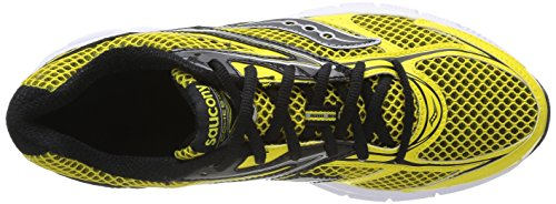 Saucony Cohesion, Chaussures Homme Yellow/Black