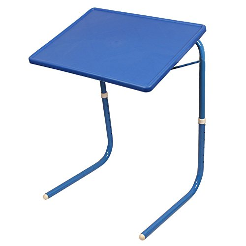 Ebee Table Mate II Adjustable Portable Desk (Blue)