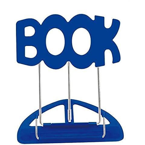 Wedo BOOK - Soporte para lectura, color azul
