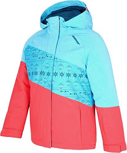 Ziener Kinder Skijacke rot 152