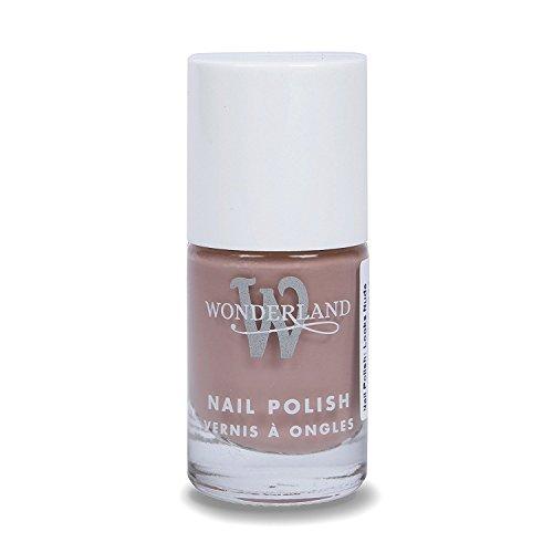 Wonderland Make-up Looks Nagellack Nude
