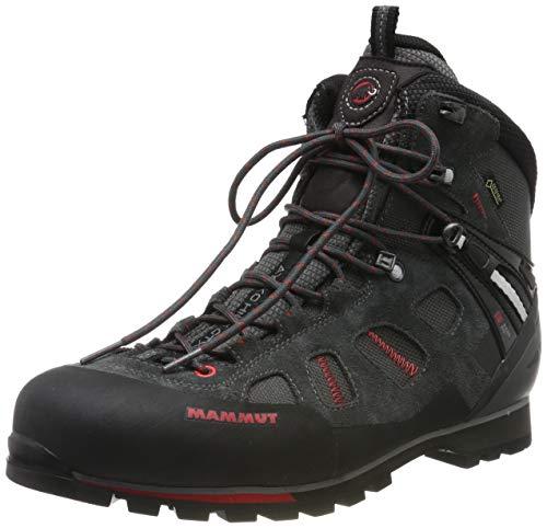 Mammut Herren Ayako High GTX Trekking- & Wanderstiefel, Grau (Graphite-Inferno 0609), 42 2/3 EU -