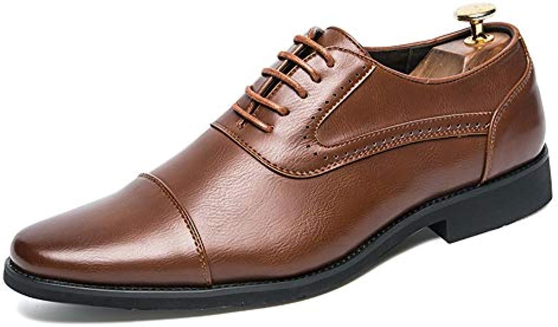 Scarpe Oxford da da da Uomo Moderne Classiche tonde a Spillo Scarpe da Cricket | Louis, in dettaglio  | Sig/Sig Ra Scarpa  1b52fd