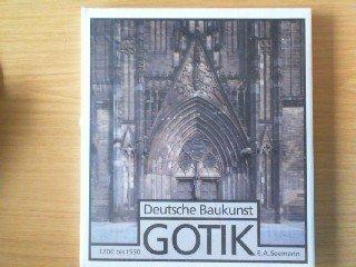 Gotik. Deutsche Baukunst 1200 bis 1550