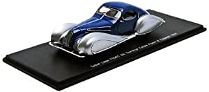 Spark - S2705 - Véhicule Miniature - Modèle À L'Échelle - Talbot- Lago T150 C Ss - Teardrop Coupe Figoni & Falaschi 1937 - Echelle 1/43