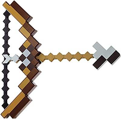 Minecraft Bow and Arrow Playset