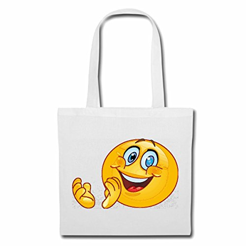 sac-a-bandouliere-merry-smiley-la-smack-applaudir-smileys-smilies-android-iphone-emoticons-ios-grin-