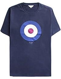 Ben Sherman the Target Tee, Camiseta para Hombre