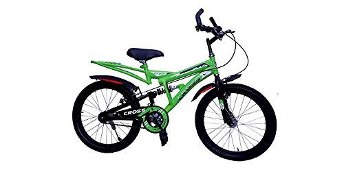 Speed bird cycle industries Speed Bird Swing Cycle for Kids, 6-9 Years (Green and Black)