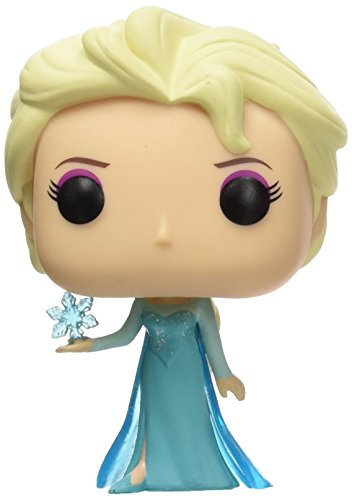 FUNKO POP! DISNEY: FROZEN - ELSA COLLECTIBLE FIGURE DISNEY: FROZEN - ACTION FIGURES & COLLECTIBLES (COLLECTIBLE FIGURE  DIBUJOS ANIMADOS  DISNEY: FROZEN  MULTI  VINILO  CAJA) - FIGURA FROZEN FUNKO ELSA (10CM)