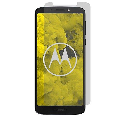 RT-TRADING 2x Lenovo/Motorola Moto G6 Play - Bildschirm Schutzfolie Matt Folie Schutz Bildschirm Anti Glare Screen Protector Bildschirmfolie