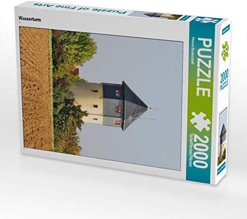 CALVENDO Puzzle Wasserturm 2000 Teile Lege-Grsse 67 x 90 cm Foto-Puzzle Bild Von Bodenstaff Petrus | Attrayant Et Durable