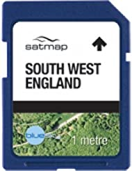 Satmap MapKarte: England Sdwesten (Aerial 1m)