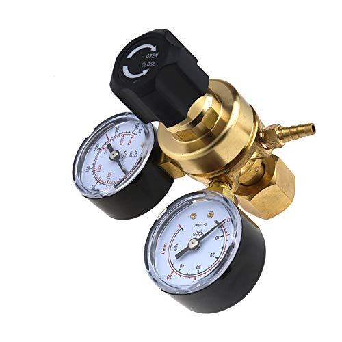 Druckminderer Argon CO2 MIG MAG WIG Schutzgas Schweißgerät Gas Druckregler -
