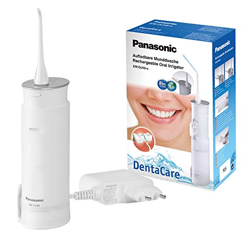 Panasonic EW-DJ40-W503 - Irrigador dental recargable, color blanco