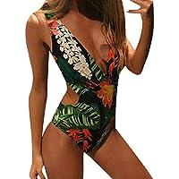 LILICAT!!! Traje de baño Ropa de Playa Empuje hacia Arriba Traje de baño Bikini de una Pieza Ropa de baño Ropa de Playa Empuje hacia Arriba Traje de baño Bikini
