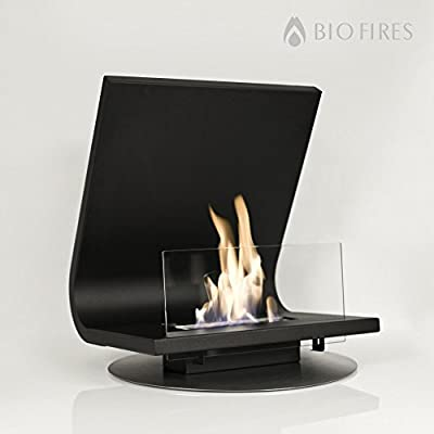 Bio Fires Allure Freestanding Bio Fireplace