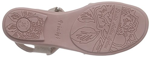 Primigi Scarlet 1, Sandales Plateforme fille Rose - Pink (ROSA ANTICO)