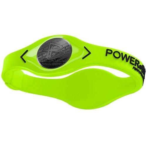 Power Balance, Polsiera Volt schwarz, Giallo (volt black), M