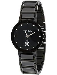 Orphelia Damen-Armbanduhr Analog Quarz Keramik OR53370444