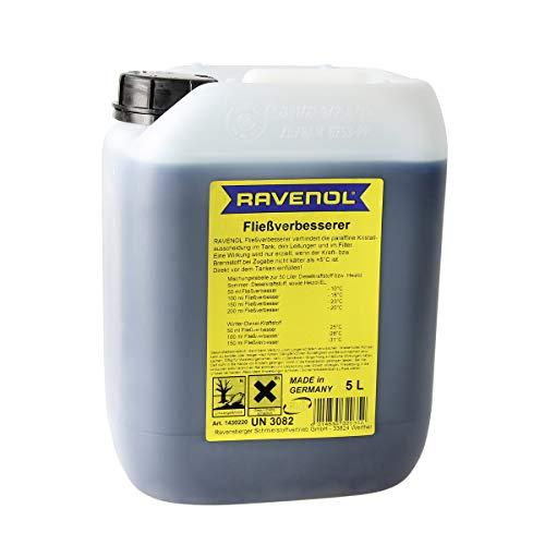 RAVENOL Diesel Heizöl Fließverbesserer 1:1000 5 Liter