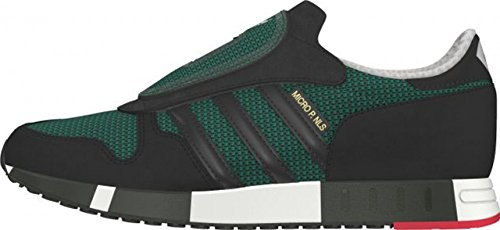 adidas Originals Micropacer OG Sport Chaussures Noir S77306 jungle ink/core black/tomato