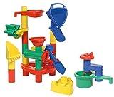 Lena 05041 - Happy Sand Spielset im Rucksack 24-teilig