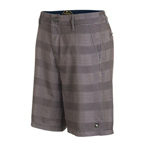 Rip Curl Mirage Declassified Boardwalk Bermuda, Grigio, 30