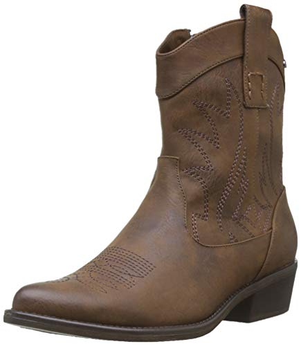 MTNG Collection 58027, Botines para Mujer, Marrón Vintage Marron C47320, 37 EU