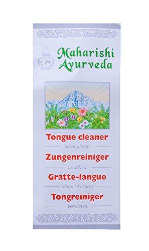 Maharishi Ayurveda Zungenreiniger, versilbert