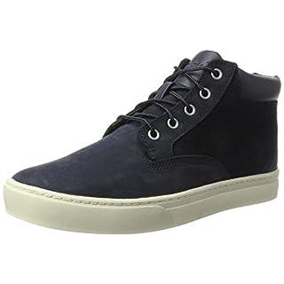 e01118207709 Timberland Herren Dauset Chukka Boots, Blau (Dark Sapphire), 44 EU