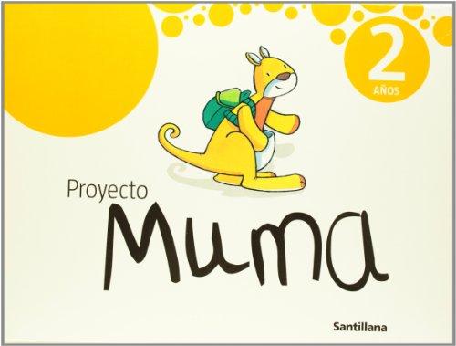 Proyecto Muma, Educación Infantil, 2 años - 9788429406252