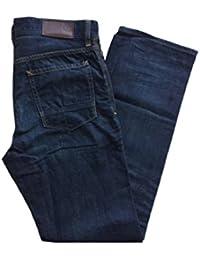 "Timberland ""Ellsworth"" Mens Zip Fly Straight Fit Jeans - 6117J957 957 - W32 L32"